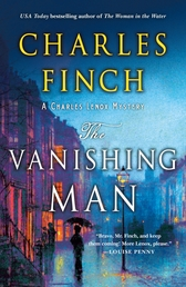 The Vanishing Man Book Cover - Click to open Coming Soon panel