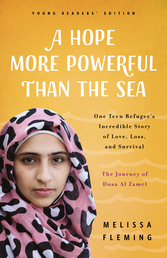 A Hope More Powerful Than the Sea (Young Readers' Edition) Book Cover - Click to open Coming Soon panel