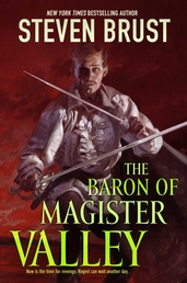 The Baron of Magister Valley Book Cover - Click to open New Releases panel