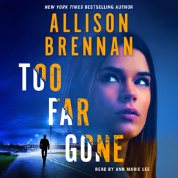 Too Far Gone Book Cover - Click to open Top Sellers panel