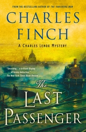 The Last Passenger Book Cover - Click to open New Releases panel