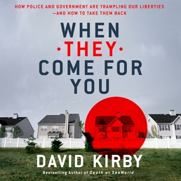 When They Come for You Book Cover - Click to open Coming Soon panel