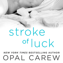 Stroke of Luck Book Cover - Click to open Audiobooks panel