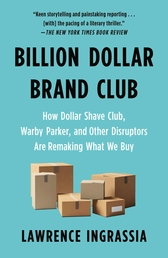 Billion Dollar Brand Club Book Cover - Click to open Henry Holt panel