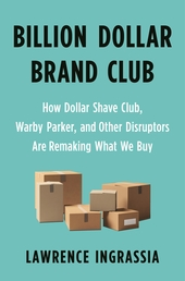 Billion Dollar Brand Club Book Cover - Click to open New Releases panel