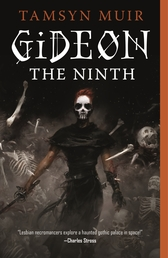 Gideon the Ninth Book Cover - Click to open New Releases panel