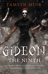 Gideon the Ninth Book Cover - Click to open Top Sellers panel
