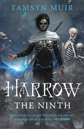 Harrow the Ninth Book Cover - Click to open Top Sellers panel