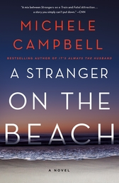 A Stranger on the Beach Book Cover - Click to see book details