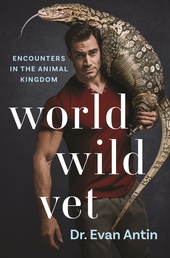 World Wild Vet Book Cover - Click to open Top Sellers panel