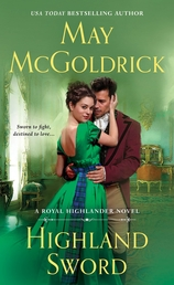 Highland Sword Book Cover - Click to open New Releases panel