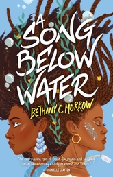 A Song Below Water Book Cover - Click to open Top Sellers panel