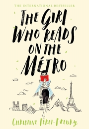 The Girl Who Reads on the Métro Book Cover - Click to open New Releases panel