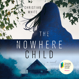 The Nowhere Child Book Cover - Click to open Audiobooks panel