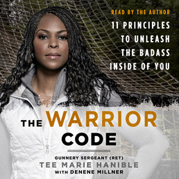The Warrior Code Book Cover - Click to open Audiobooks panel