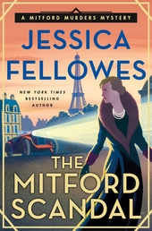 The Mitford Scandal Book Cover - Click to open New Releases panel