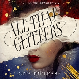 All That Glitters Book Cover - Click to open Young Listener panel