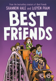 Best Friends Book Cover - Click to open Macmillan Kids panel