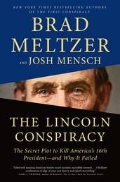 The Lincoln Conspiracy Book Cover - Click to open Top Sellers panel