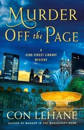 Murder Off the Page Book Cover - Click to open Coming Soon panel