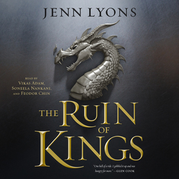 The Ruin of Kings Book Cover - Click to open Audiobooks panel