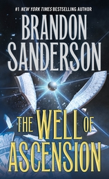 The Well of Ascension Book Cover - Click to open Coming Soon panel