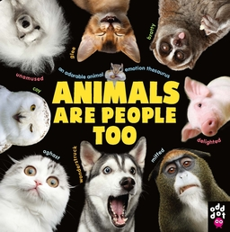 Animals Are People Too Book Cover - Click to open New Releases panel