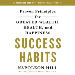 Success Habits Book Cover - Click to open Coming Soon panel