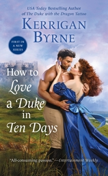 How To Love A Duke in Ten Days Book Cover - Click to open Top Sellers panel