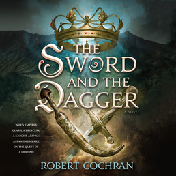 The Sword and the Dagger Book Cover - Click to open Young Listener panel