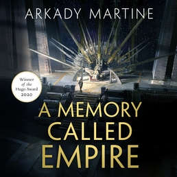A Memory Called Empire Book Cover - Click to open Coming Soon panel