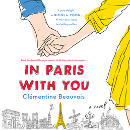 In Paris with You Book Cover - Click to open Young Listener panel