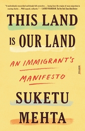 This Land Is Our Land Book Cover - Click to open New Releases panel