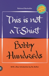 This Is Not a T-Shirt Book Cover - Click to open Top Sellers panel