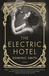 The Electric Hotel Book Cover - Click to open Top Sellers panel
