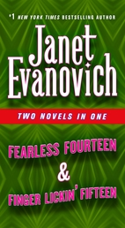 Fearless Fourteen & Finger Lickin' Fifteen Book Cover - Click to open New Releases panel