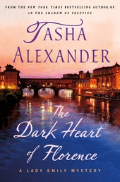 The Dark Heart of Florence Book Cover - Click to open Coming Soon panel