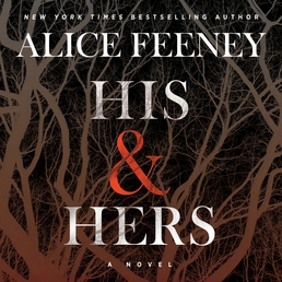 His & Hers Book Cover - Click to open Audiobooks panel