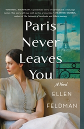 Paris Never Leaves You Book Cover - Click to open New Releases panel