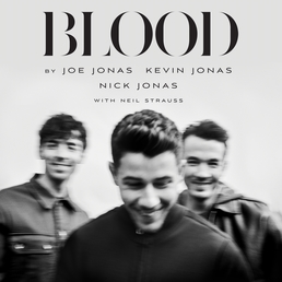Blood: A Memoir by the Jonas Brothers Book Cover - Click to open Audiobooks panel