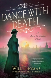 Dance with Death Book Cover - Click to open Coming Soon panel