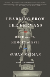 Learning from the Germans Book Cover - Click to open New Releases panel
