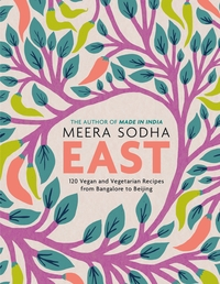 East Book Cover - Click to open Cookbooks panel