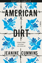 American Dirt: Chapter Sampler Book Cover - Click to open Coming Soon panel