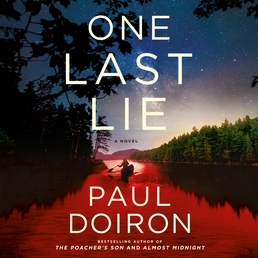 One Last Lie Book Cover - Click to open Audiobooks panel