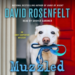Muzzled Book Cover - Click to open Audiobooks panel