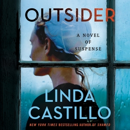 Outsider Book Cover - Click to open Audiobooks panel