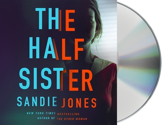 The Half Sister Book Cover - Click to open Coming Soon panel