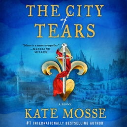 The City of Tears Book Cover - Click to open Audiobooks panel