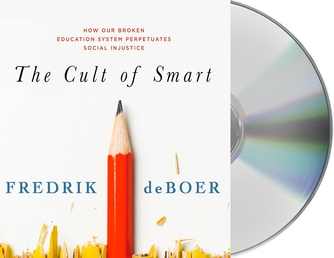 The Cult of Smart Book Cover - Click to open Audiobooks panel